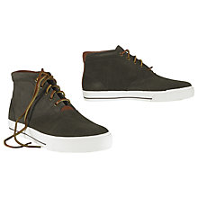 Buy Polo Ralph Lauren Zale Oiled Suede and Leather Boots Online at johnlewis.com