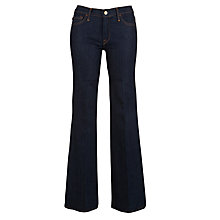 Buy 7 For All Mankind High Waist Bootcut Jeans, Malibu Rinse Online at johnlewis.com