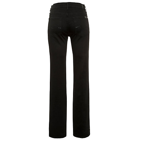 Buy 7 For All Mankind Straight Leg Jeans Online at johnlewis.com