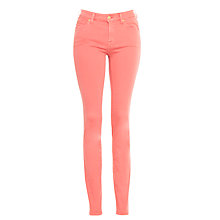 Buy 7 For All Mankind Cristen Mid Rise Skinny Jeans Online at johnlewis.com