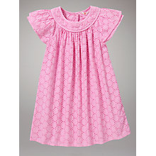 Buy John Lewis Broderie Anglaise Dress Online at johnlewis.com