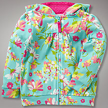 Buy John Lewis Floral Hoodie Online at johnlewis.com