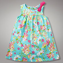 Buy John Lewis Floral Dress Online at johnlewis.com