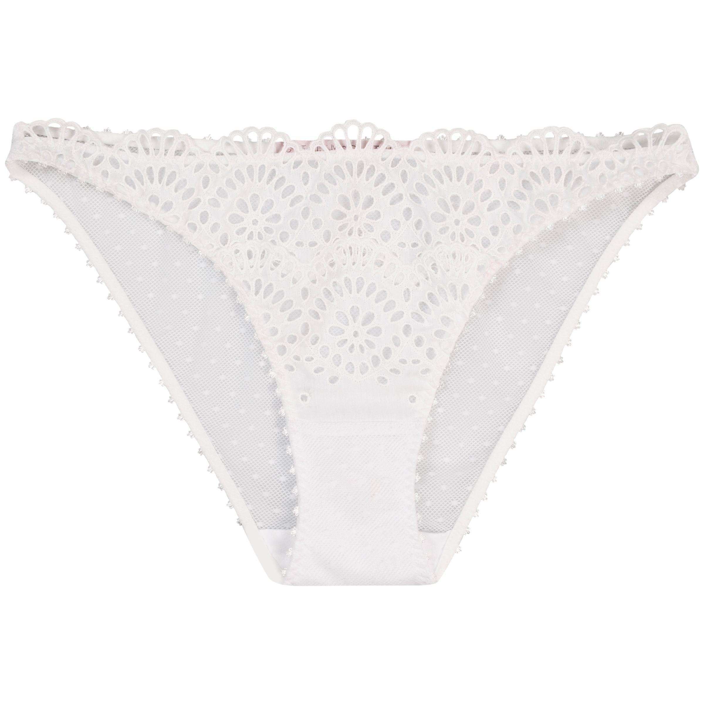Stella McCartney Rachel Shopping Briefs, White