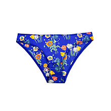 Buy Stella McCartney Laura Pottering Briefs, Botanical Blue Online at johnlewis.com