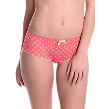 Buy Freya Patsy Shorts, Coral Online at johnlewis.com