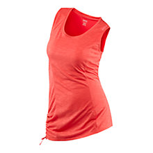 Buy Reebok Shapewear Lux Double Layer Tank Top, Red Online at johnlewis.com