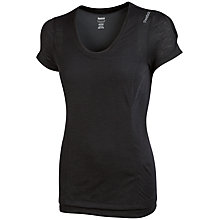 Buy Reebok Shapewear Lux Double Layer T-Shirt Online at johnlewis.com