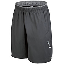 Buy Reebok Woven Men's Running Shorts, Black Online at johnlewis.com