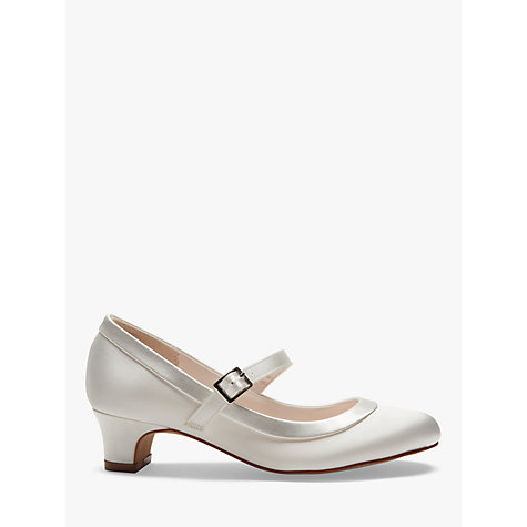 Buy Rainbow Club Maisie Bridesmaids' Shoes Online at johnlewis.com