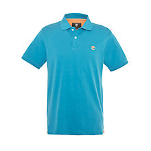 Buy Timberland Earthkeepers Organic Cotton Short Sleeve Polo Shirt Online at johnlewis.com