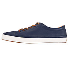 Buy Polo Ralph Lauren Earnest Leather Trainers Online at johnlewis.com