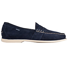 Buy Polo Ralph Lauren Telly Suede Driver Shoes Online at johnlewis.com