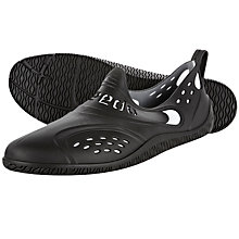 Buy Speedo Men's Zanpa Watershoes, Black Online at johnlewis.com