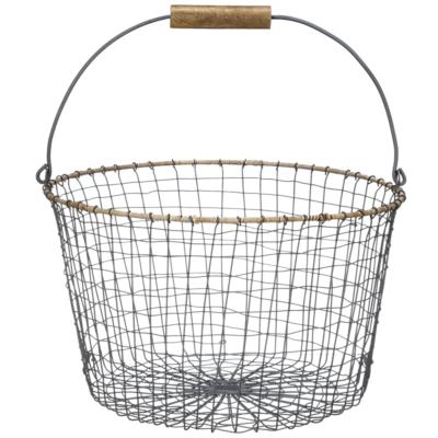 Nkuku Bahima Wire Basket