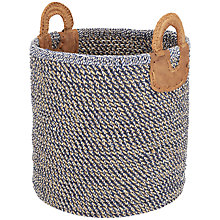 Buy Nkuku Indra Coil Basket Online at johnlewis.com