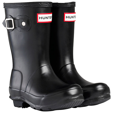Buy Hunter Original Kids Wellington Boots Online at johnlewis.com