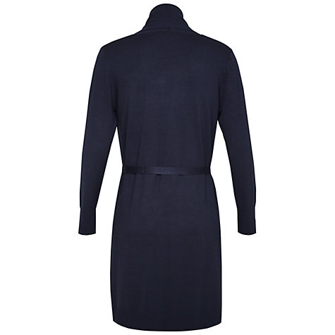 Buy Kaliko Longline Textured Cardigan Online at johnlewis.com