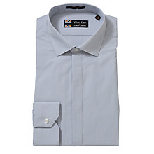 Buy West End by Simon Carter Concealed Button Shirt Online at johnlewis.com