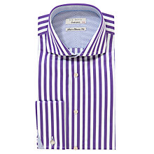Buy Ted Baker Endurance Riell Bengal Stripe Shirt Online at johnlewis.com