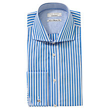Buy Ted Baker Krone Stripe Long Sleeve Shirt Online at johnlewis.com