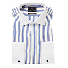 Buy Chester Barrie Savile Row Contrast Collar Shirt Online at johnlewis.com