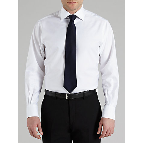 Buy Chester Barrie Savile Row Two-Ply Shirt Online at johnlewis.com
