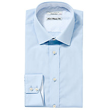 Buy Ted Baker Endurance Jacapo Long Sleeve Shirt, Blue Online at johnlewis.com