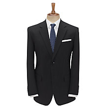 Buy John Lewis Washable Stripe Suit Jacket, Navy Online at johnlewis.com