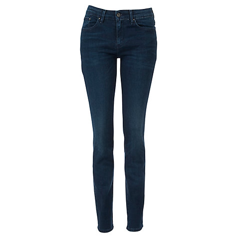 Buy Levi's Curve ID - Demi Curve Slim Leg Jeans, Indigo Love Online at johnlewis.com