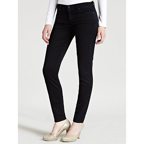 Buy 7 For All Mankind The Skinny Gummy Jeans, Dark Indigo Online at johnlewis.com