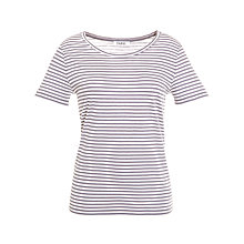 Buy Farhi by Nicole Farhi Classic Round Neck Jersey T-Shirt Online at johnlewis.com