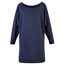 Buy People Tree Nina Fleece Dress Online at johnlewis.com