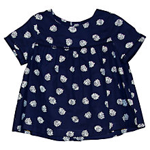 Buy Petit Bateau Girls' Dandelion T-Shirt Online at johnlewis.com