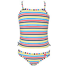 Buy Loved & Found Stripe Tankini, Multi Online at johnlewis.com