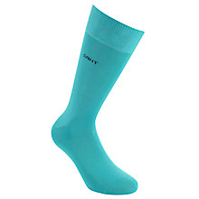 Buy Gant Solid Jersey Socks Online at johnlewis.com