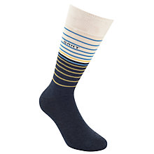Buy Gant Fine Stripe Socks Online at johnlewis.com