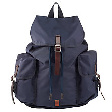Buy Ben Sherman Pack Backpack, Navy Online at johnlewis.com