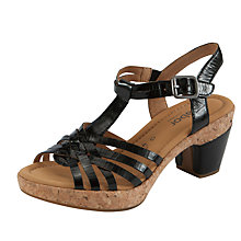 Buy Gabor Cheri Wedge Sandals Online at johnlewis.com