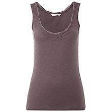 Buy White Stuff Cream Tea Vest Top Online at johnlewis.com