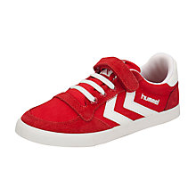 Buy Hummel Stadil Low Trainers Online at johnlewis.com