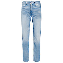 Buy Levi's 504 Straight Taper Jeans, Contrail Online at johnlewis.com