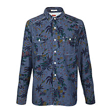 Buy Levi's Jethro Palm Tree Print Work Shirt Online at johnlewis.com