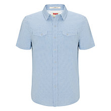 Buy Levi's King Western Gingham Shirt Online at johnlewis.com