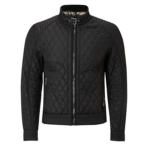 Buy Belstaff Bramley In Lightweight Technical Quilted Jacket Online at johnlewis.com