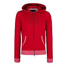 Buy Armani Jeans Full Zip Hoodie Online at johnlewis.com