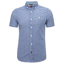 Buy Canterbury Nonu Check Short Sleeve Shirt Online at johnlewis.com