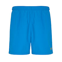 Buy Fred Perry Plain Swim Shorts Online at johnlewis.com