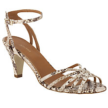 Buy John Lewis Macy Leather Ankle Strap Sandals Online at johnlewis.com
