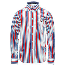 Buy Gant Dealmaker Poplin Long Sleeved Shirt Online at johnlewis.com